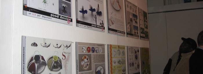 Tutti i progetti esposti al Food Design 06 di Londra